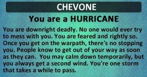 What Storm Am I
